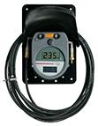 Lufttrycksmätare – ALF Serie Station - ALF Station digital väggmonterad lufttrycksmätare